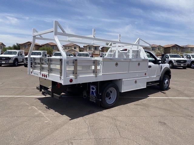 2020 Ford F-550 Regular Cab DRW 4x4, Royal Truck Body Contractor Body #LDA14104 - photo 1