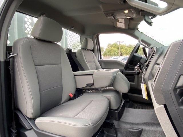 2020 Ford F-550 Regular Cab DRW 4x4, Royal Platform Body #LDA14105 - photo 9