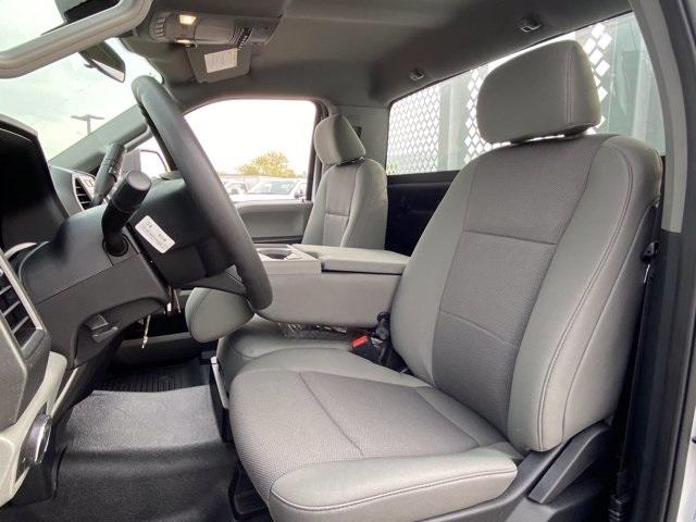 2020 Ford F-550 Regular Cab DRW 4x4, Royal Platform Body #LDA14105 - photo 12