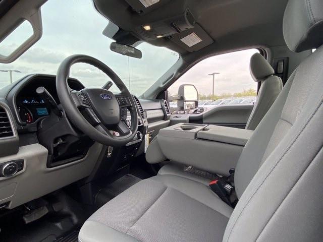 2020 Ford F-550 Regular Cab DRW 4x4, Royal Platform Body #LDA14105 - photo 13