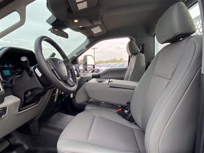 2020 Ford F-550 Regular Cab DRW 4x4, Royal Platform Body #LDA14105 - photo 14