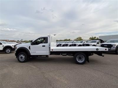 2020 Ford F-550 Regular Cab DRW 4x4, Royal Platform Body #LDA14105 - photo 5