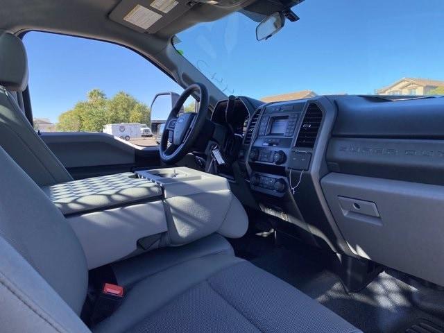 2020 Ford F-550 Regular Cab DRW 4x4, Royal Truck Body Platform Body #LDA14107 - photo 10