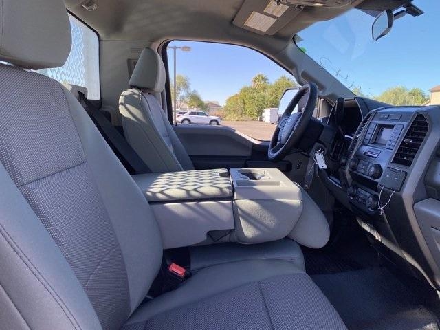 2020 Ford F-550 Regular Cab DRW 4x4, Royal Truck Body Platform Body #LDA14107 - photo 11