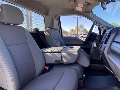2020 Ford F-550 Regular Cab DRW 4x4, Royal Truck Body Platform Body #LDA14107 - photo 9