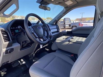 2020 Ford F-550 Regular Cab DRW 4x4, Royal Truck Body Platform Body #LDA14107 - photo 13