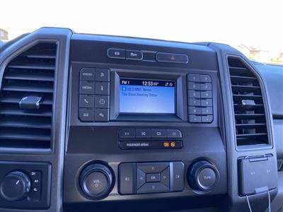 2020 Ford F-550 Regular Cab DRW 4x4, Royal Truck Body Platform Body #LDA14107 - photo 17