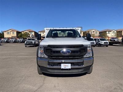 2020 Ford F-550 Regular Cab DRW 4x4, Royal Truck Body Platform Body #LDA14107 - photo 3