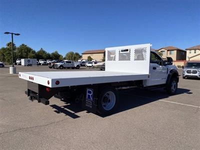 2020 Ford F-550 Regular Cab DRW 4x4, Royal Truck Body Platform Body #LDA14107 - photo 2