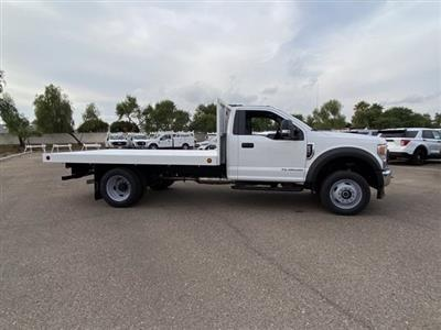 2020 Ford F-550 Regular Cab DRW 4x4, Royal Truck Body Platform Body #LDA14108 - photo 4