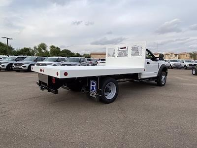 2020 Ford F-550 Regular Cab DRW 4x4, Royal Truck Body Platform Body #LDA14108 - photo 2