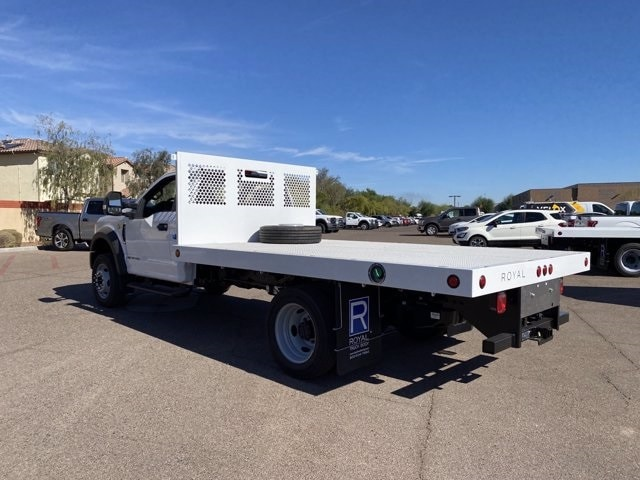 2020 Ford F-550 Regular Cab DRW 4x2, Royal Platform Body #LDA14871 - photo 7