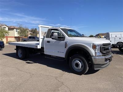 2020 Ford F-550 Regular Cab DRW 4x2, Royal Platform Body #LDA14871 - photo 1