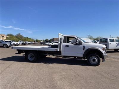 2020 Ford F-550 Regular Cab DRW 4x2, Royal Platform Body #LDA14871 - photo 4