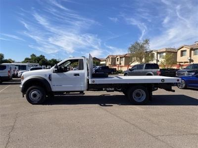 2020 Ford F-550 Regular Cab DRW 4x2, Royal Platform Body #LDA14871 - photo 5