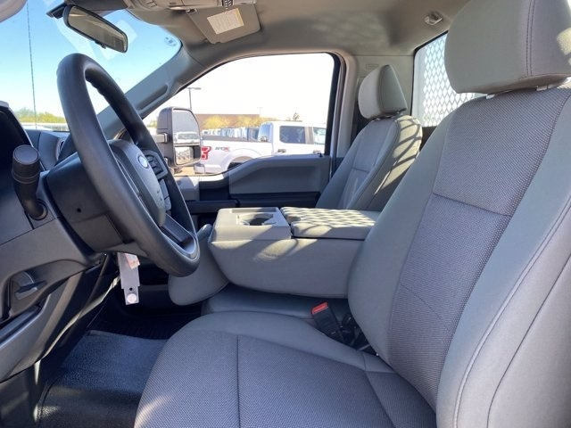 2020 Ford F-550 Regular Cab DRW 4x2, Royal Truck Body Platform Body #LDA14872 - photo 12