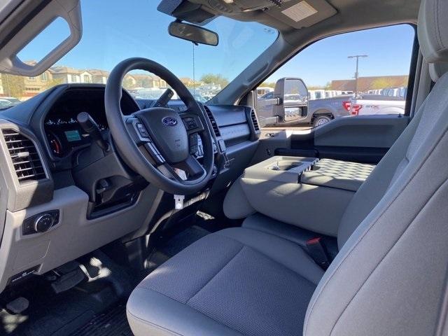 2020 Ford F-550 Regular Cab DRW 4x2, Royal Truck Body Platform Body #LDA14872 - photo 13