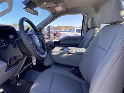 2020 Ford F-550 Regular Cab DRW 4x2, Royal Truck Body Platform Body #LDA14872 - photo 14