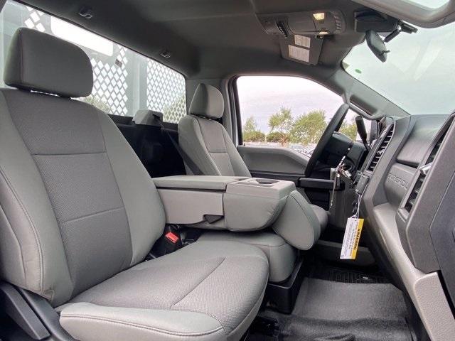 2020 Ford F-550 Regular Cab DRW 4x2, Royal Truck Body Platform Body #LDA14873 - photo 8