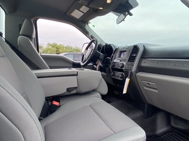 2020 Ford F-550 Regular Cab DRW 4x2, Royal Truck Body Platform Body #LDA14873 - photo 9
