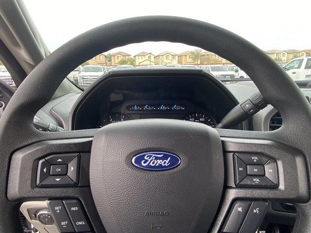 2020 Ford F-550 Regular Cab DRW 4x2, Royal Truck Body Platform Body #LDA14873 - photo 16