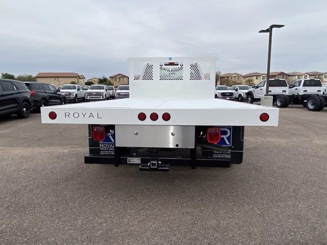 2020 Ford F-550 Regular Cab DRW 4x2, Royal Platform Body #LDA14873 - photo 7