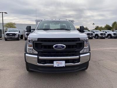 2020 Ford F-550 Regular Cab DRW 4x2, Royal Truck Body Platform Body #LDA14873 - photo 3