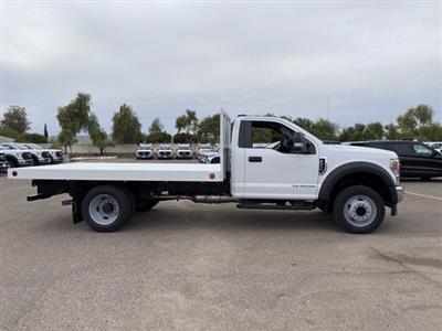 2020 Ford F-550 Regular Cab DRW 4x2, Royal Truck Body Platform Body #LDA14873 - photo 4