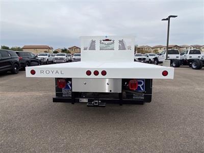 2020 Ford F-550 Regular Cab DRW 4x2, Royal Truck Body Platform Body #LDA14873 - photo 7