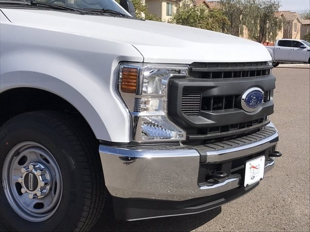 2020 Ford F-250 Regular Cab 4x2, RhinoPro Truck Outfitters Service Body #LEC24666 - photo 4