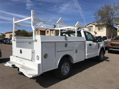 2020 F-250 Regular Cab 4x2, RhinoPro Truck Outfitters Service Body #LEC24666 - photo 2
