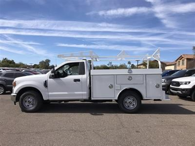 2020 Ford F-250 Regular Cab 4x2, RhinoPro Truck Outfitters Service Body #LEC24666 - photo 6
