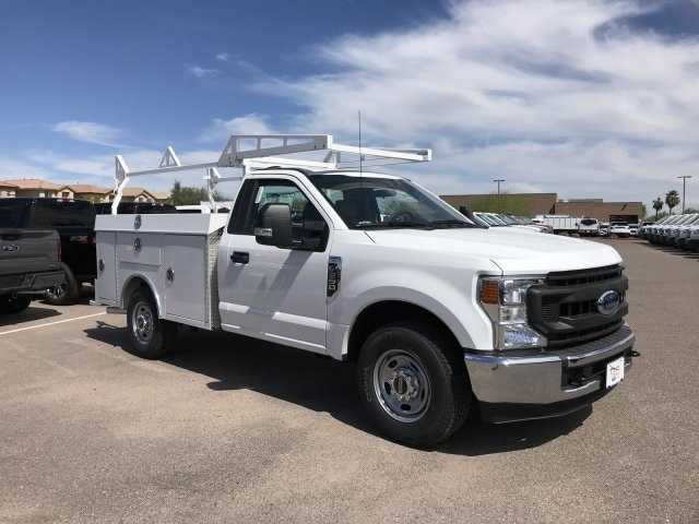 2020 F-250 Regular Cab 4x2, RhinoPro Truck Outfitters Service Body #LEC24668 - photo 1
