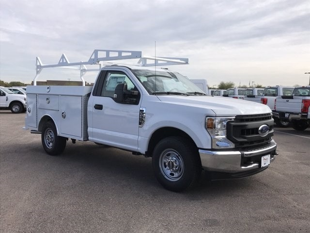 2020 Ford F-250 Regular Cab 4x2, RhinoPro Truck Outfitters Service Body #LEC24672 - photo 1