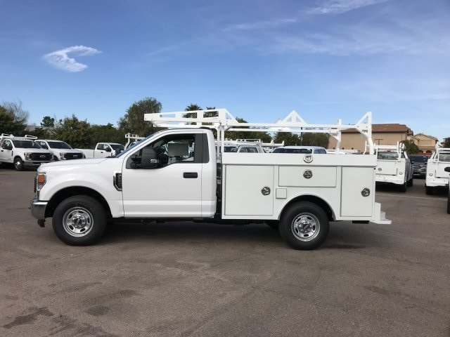 2020 F-250 Regular Cab 4x2, RhinoPro Truck Outfitters Service Body #LEC24672 - photo 5