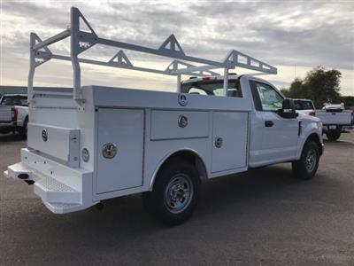 2020 F-250 Regular Cab 4x2, RhinoPro Truck Outfitters Service Body #LEC24672 - photo 2