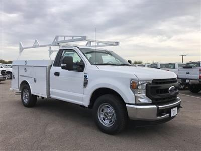 2020 F-250 Regular Cab 4x2, RhinoPro Truck Outfitters Service Body #LEC24676 - photo 2
