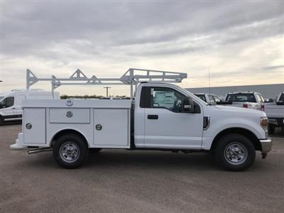 2020 F-250 Regular Cab 4x2, RhinoPro Truck Outfitters Service Body #LEC24676 - photo 4
