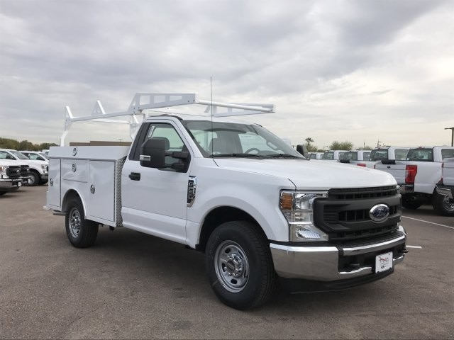 2020 F-250 Regular Cab 4x2, RhinoPro Truck Outfitters Service Body #LEC24677 - photo 1
