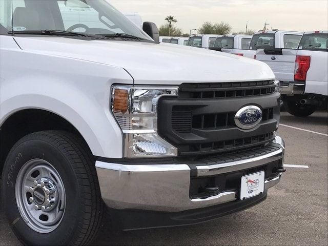 2020 Ford F-250 Regular Cab 4x2, RhinoPro Truck Outfitters Service Body #LEC24677 - photo 3