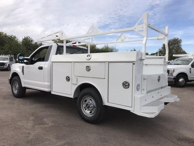 2020 Ford F-250 Regular Cab 4x2, RhinoPro Truck Outfitters Service Body #LEC24677 - photo 7