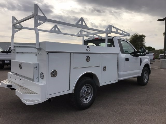 2020 Ford F-250 Regular Cab 4x2, RhinoPro Truck Outfitters Service Body #LEC24677 - photo 2