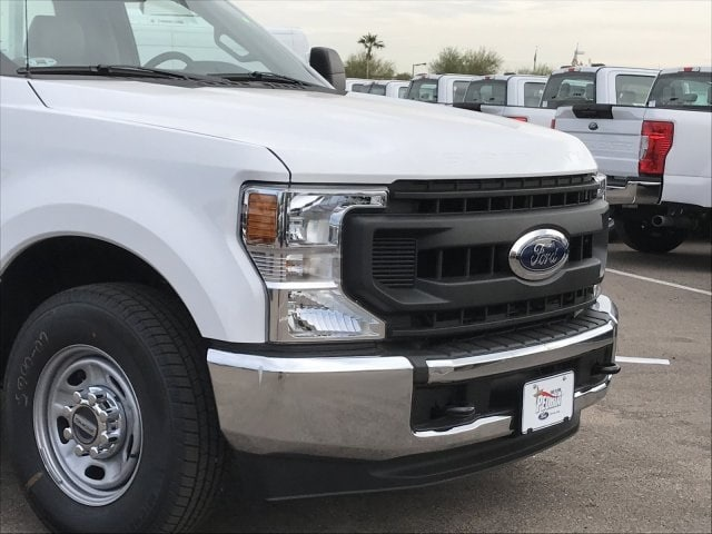 2020 F-250 Regular Cab 4x2, RhinoPro Truck Outfitters Service Body #LEC24677 - photo 3