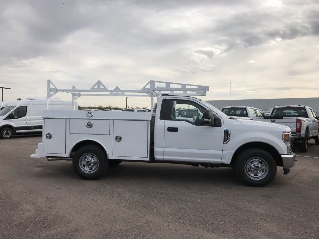 2020 F-250 Regular Cab 4x2, RhinoPro Truck Outfitters Service Body #LEC24677 - photo 4