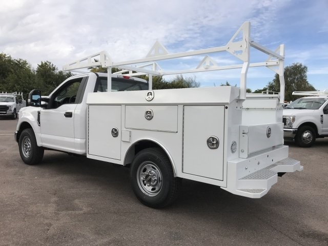 2020 F-250 Regular Cab 4x2, RhinoPro Truck Outfitters Service Body #LEC24677 - photo 7