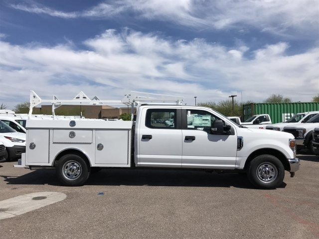 2020 F-250 Crew Cab 4x2, RhinoPro Truck Outfitters Service Body #LEC24683 - photo 3