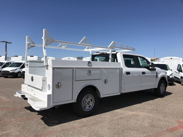 2020 F-250 Crew Cab 4x2, RhinoPro Truck Outfitters Service Body #LEC24683 - photo 2