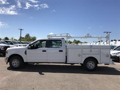 2020 F-250 Crew Cab 4x2, RhinoPro Truck Outfitters Service Body #LEC24683 - photo 4