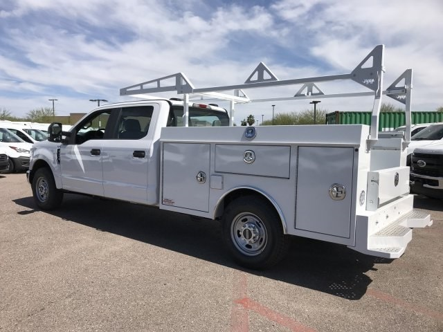 2020 F-250 Crew Cab 4x2, RhinoPro Truck Outfitters Service Body #LEC24689 - photo 7