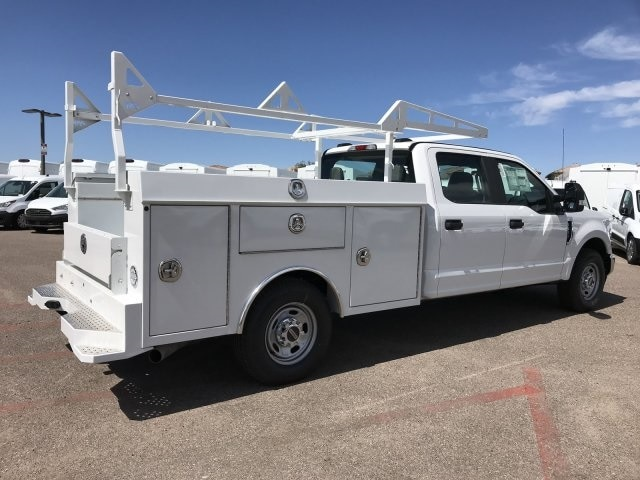 2020 F-250 Crew Cab 4x2, RhinoPro Truck Outfitters Service Body #LEC24689 - photo 2
